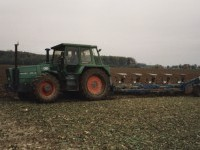 FENDT FAVORIT 626 LS Fahrgst- Nr.: 292/21/0052