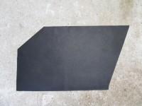 Antidröhnplatten für das Farerhaus.