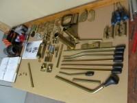 Detailfotos vom FAVORIT 626 LS die auf dieser Webseite zu finden sind unter: - Restaurationen und Ersatzteildienst -