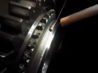 Reparatur durch Laserschweißen