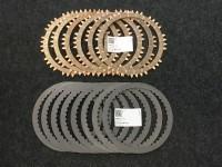 Lastschaltung  Bremskupplung C  Lamellenscheiben / Quelle: Karl Heinz Dubbi
