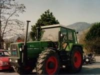 FENDT FAVORIT 626 LS Fgst.-Nr. 292/21/0067 in der Schweiz